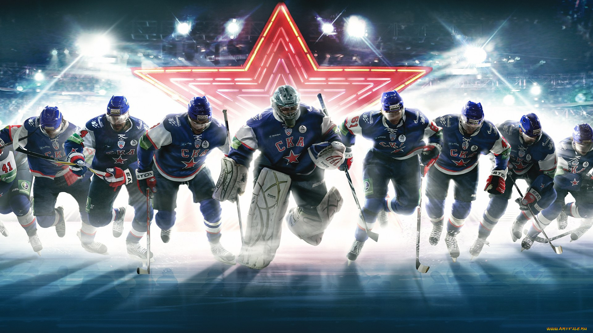 Крутые фото про хоккей